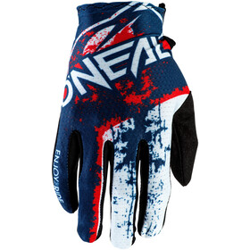O'Neal Matrix Gloves Impact blue/red